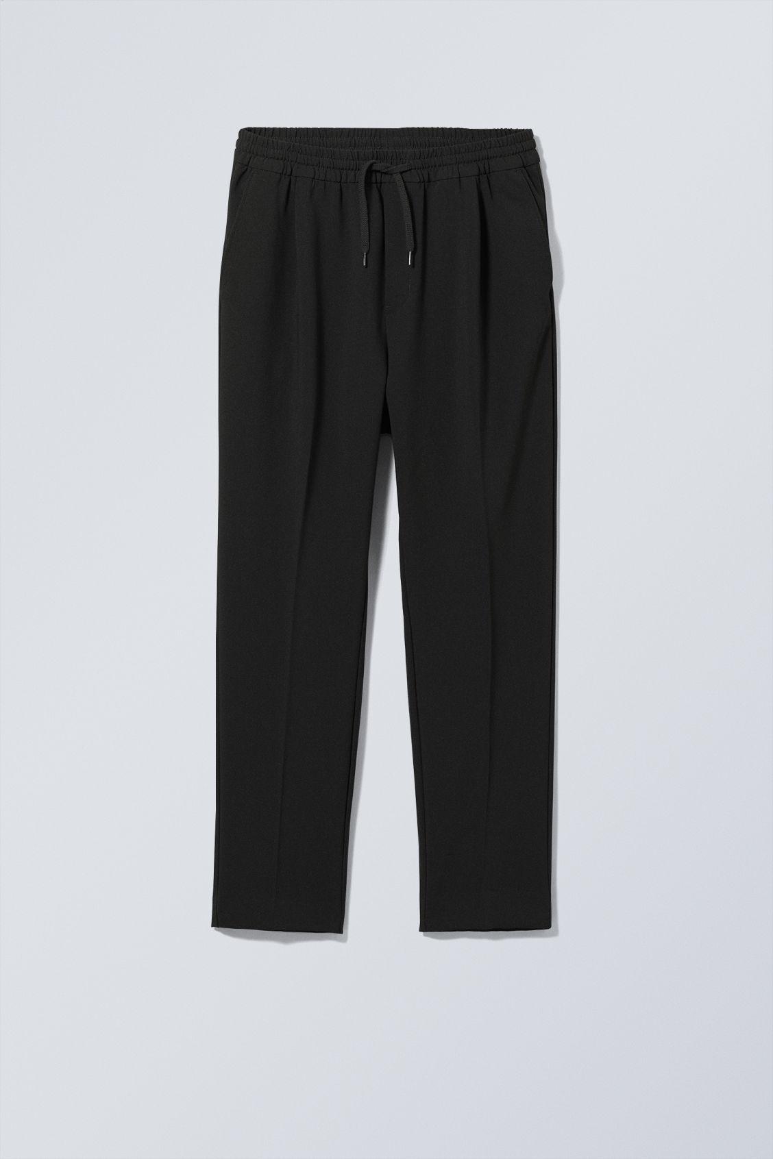 Thriller Suit Joggers - Black