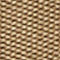 Fabric swatch No Angle Image of Weekday Sebbe Webbing Belt in Beige