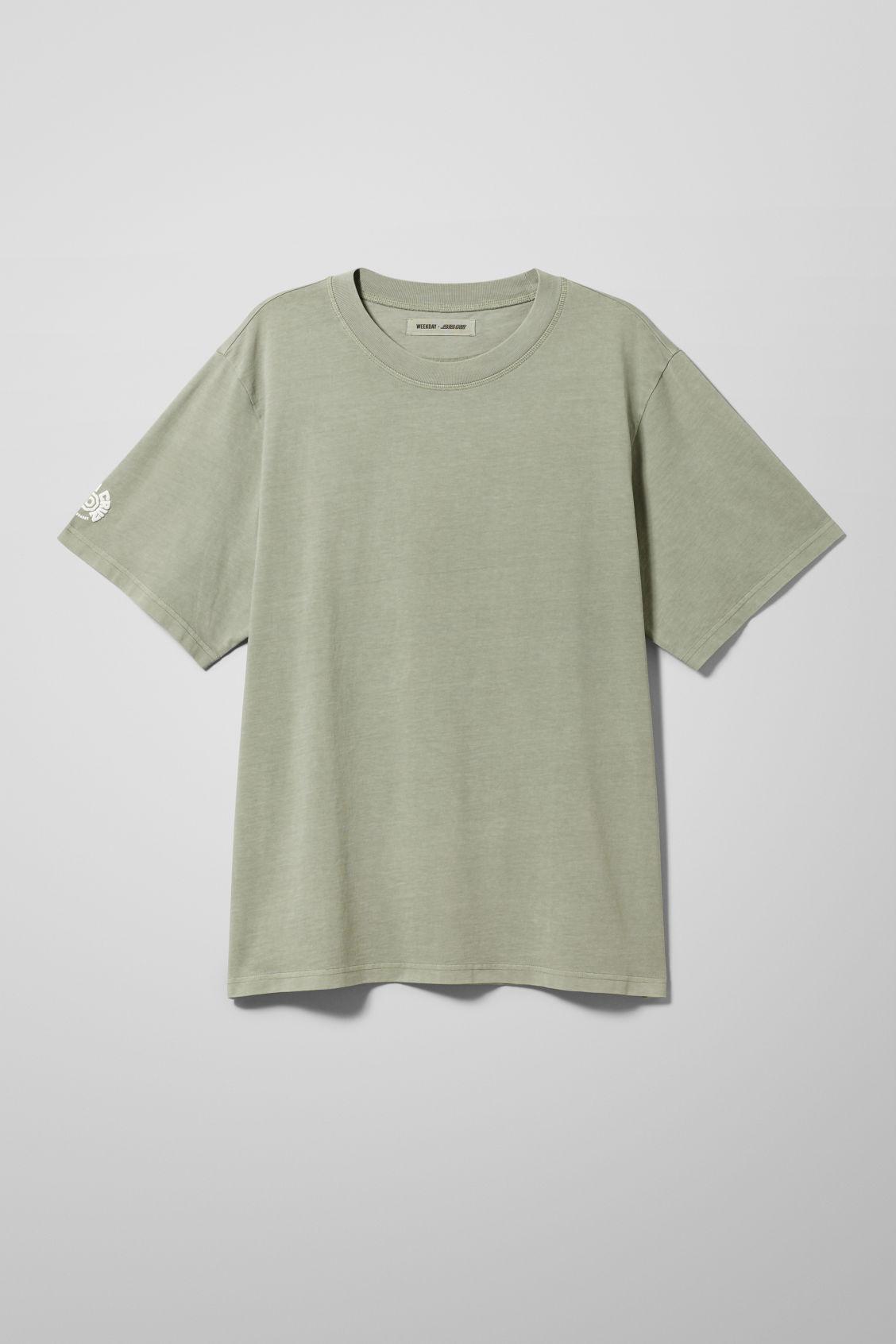 Santa Cruz Switch T-shirt - Green