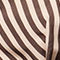 Fabricswatch No Angle Image of Weekday Ava Stripe Swim Top in Brown