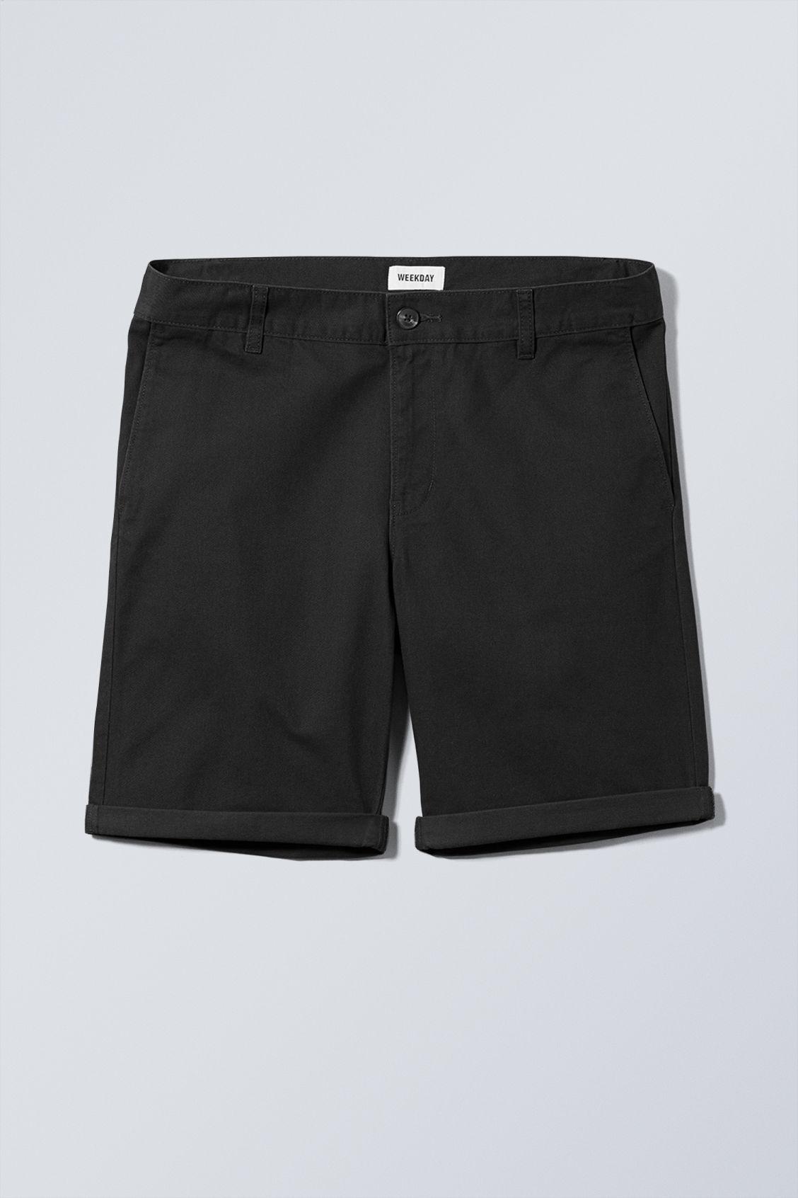 Acid Shorts - Black