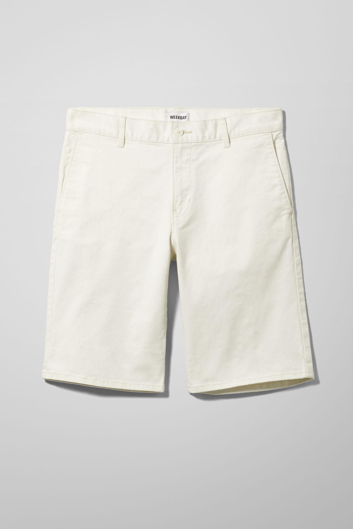 Acid Shorts - White