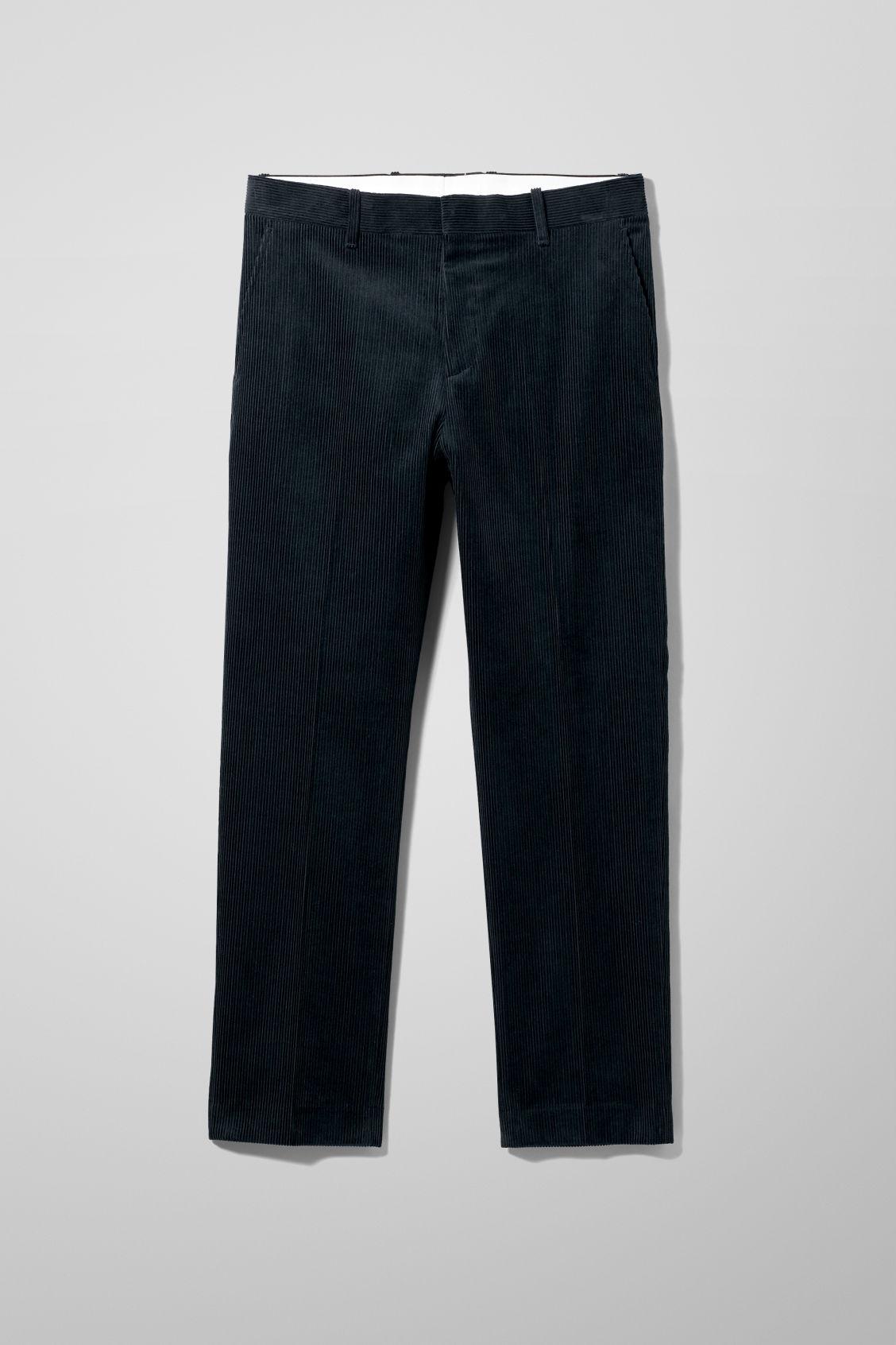 Trevor Cord Trousers - Blue