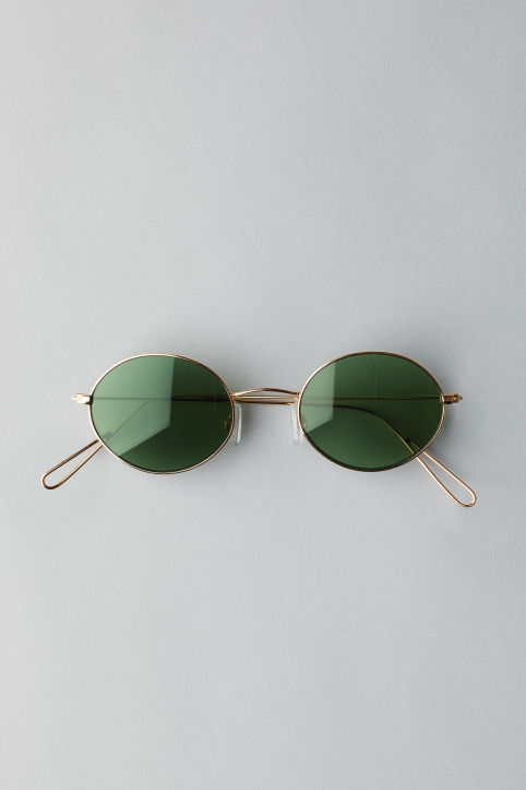 Weekday - Trip Oval Sunglasses - 1