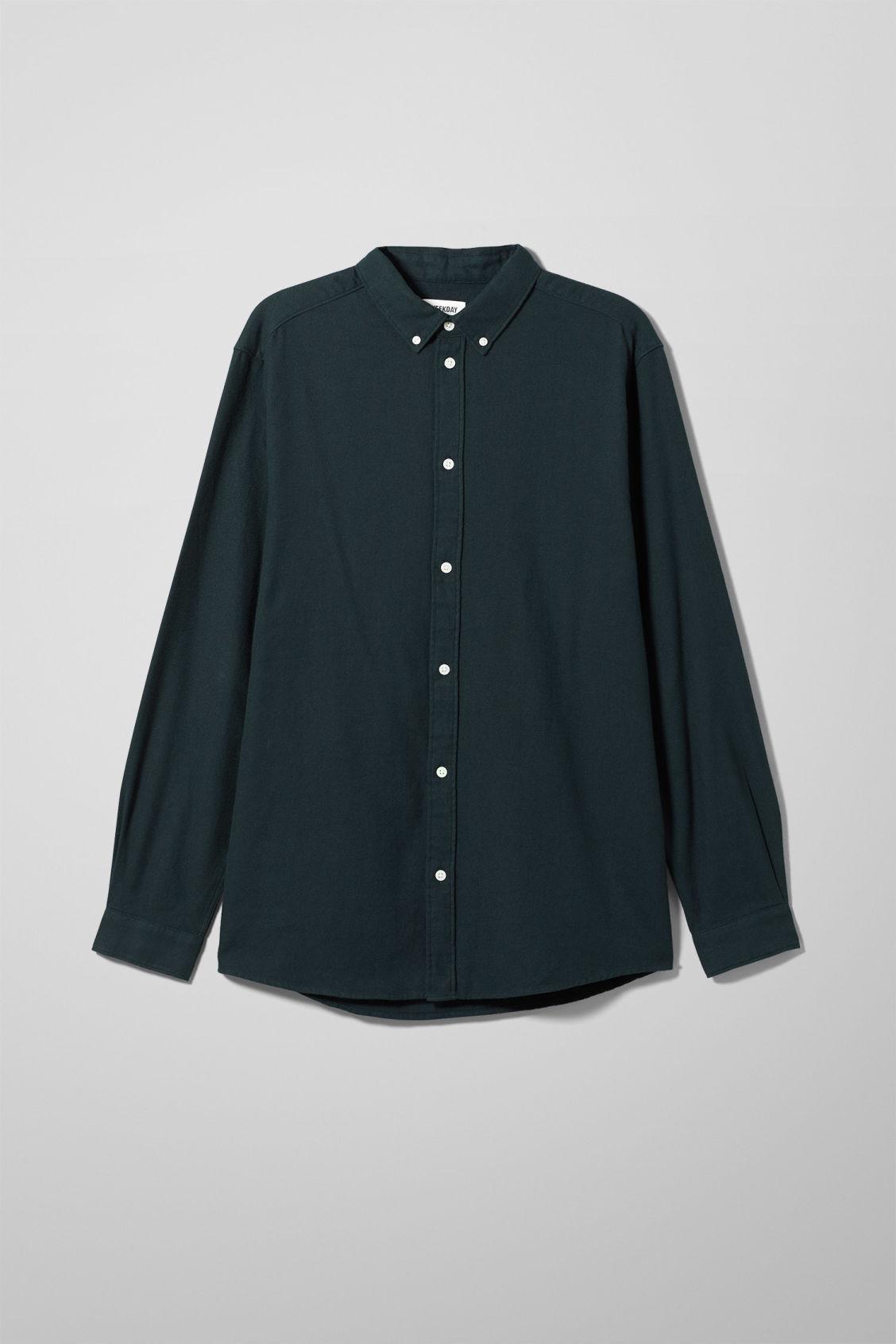 Seattle Flanell Shirt - Blue