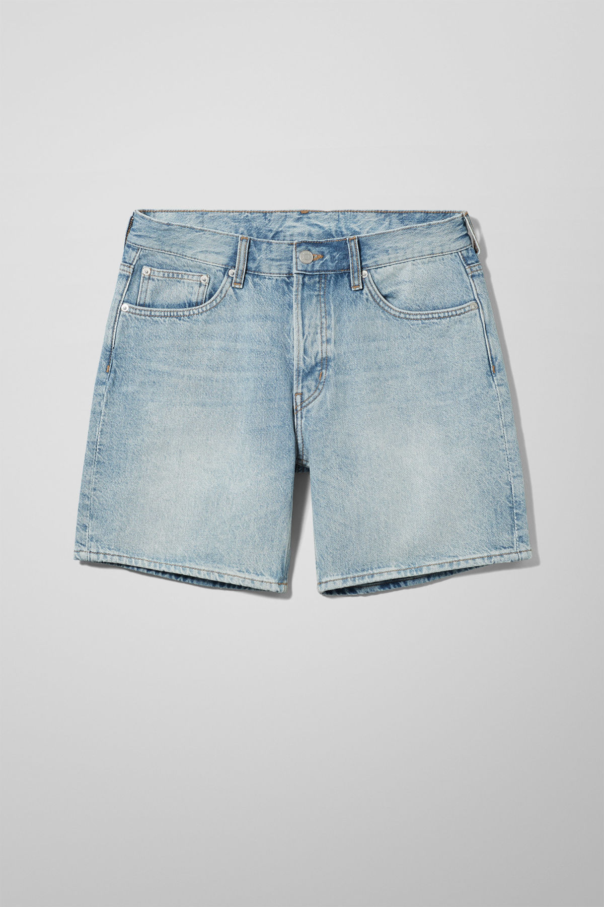 Vacant Spring Blue Shorts - Blue