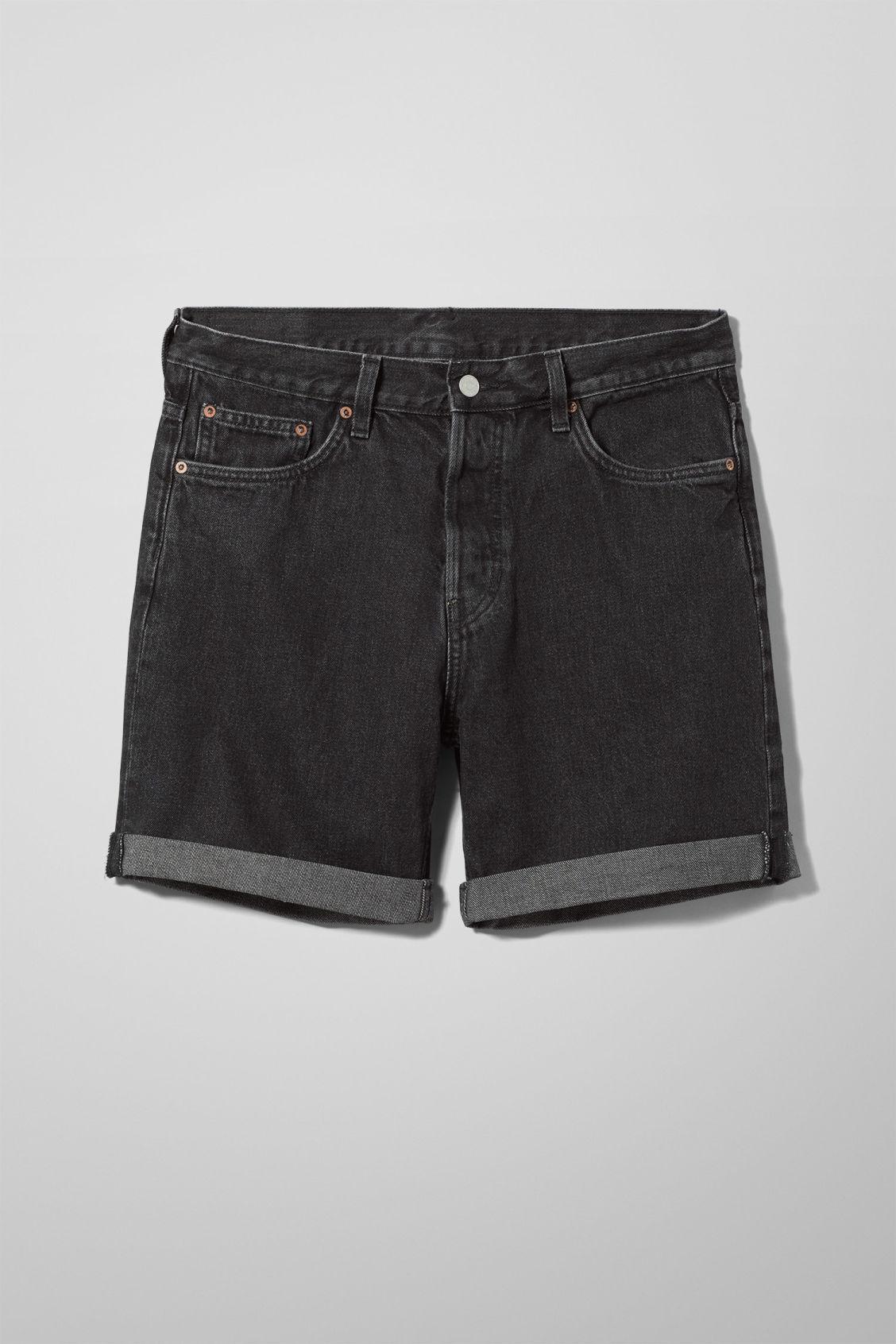 Vacant Trotter Black Shorts - Black