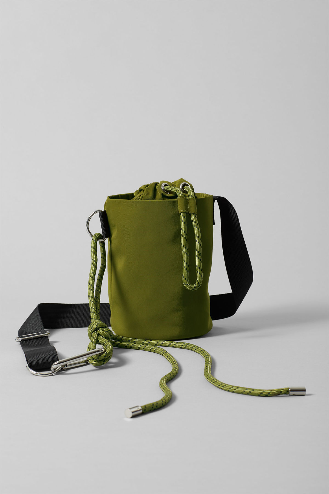 Cord Small Bag - Green