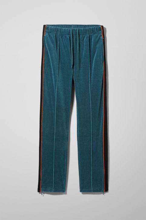 Weekday - Local Velour Sweatpants - 1
