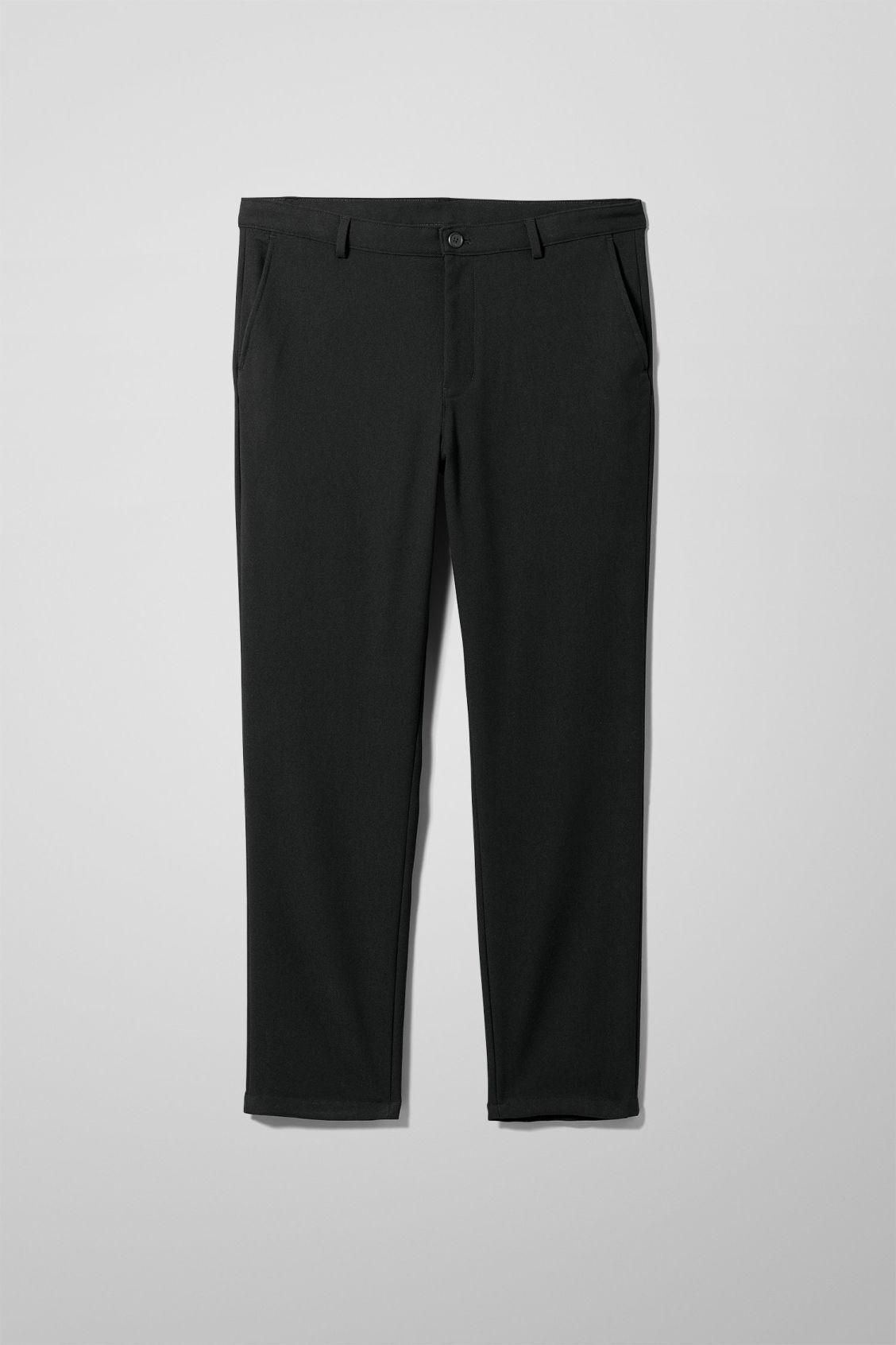 Doyle Trousers - Black