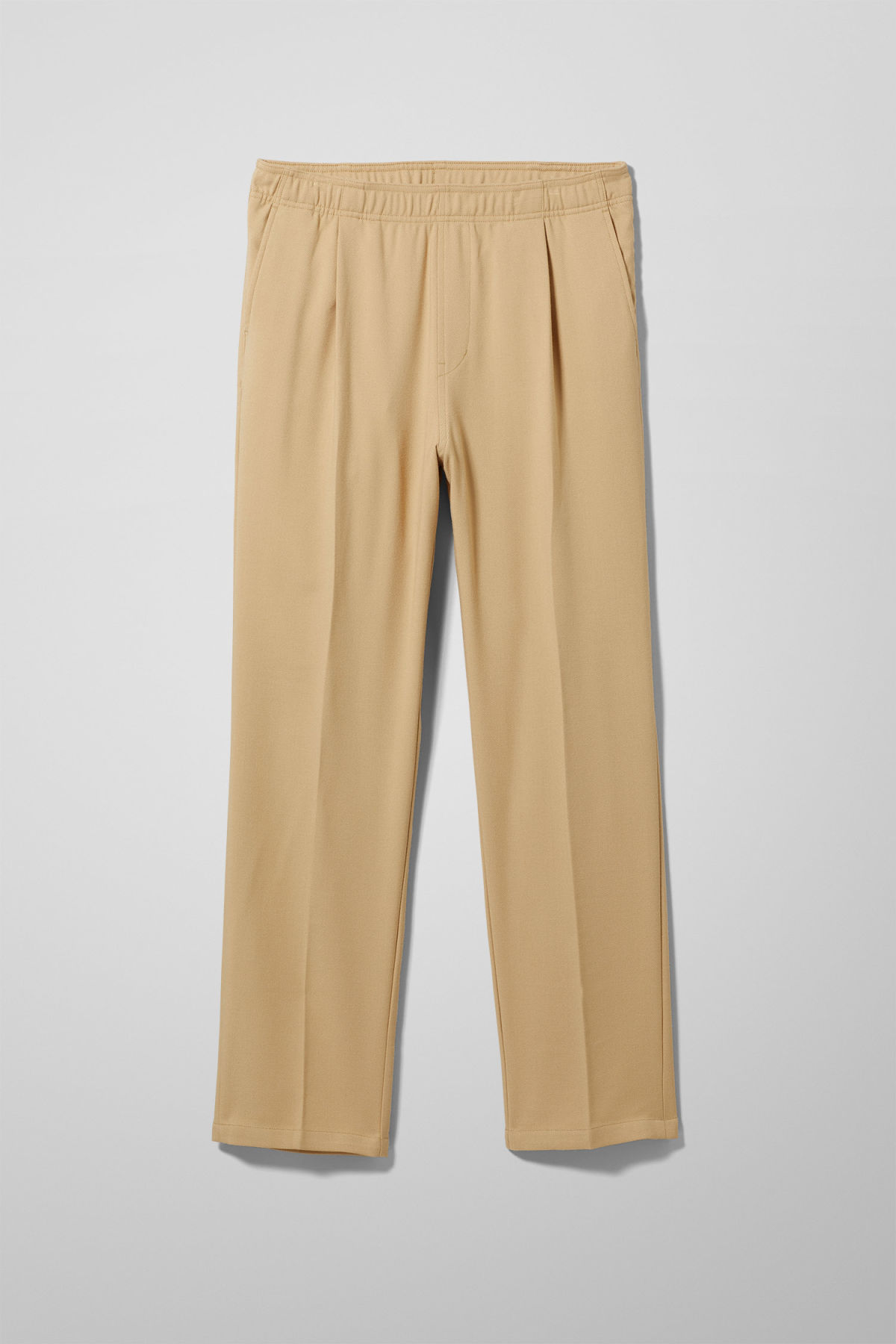 Ismail Trousers - Beige