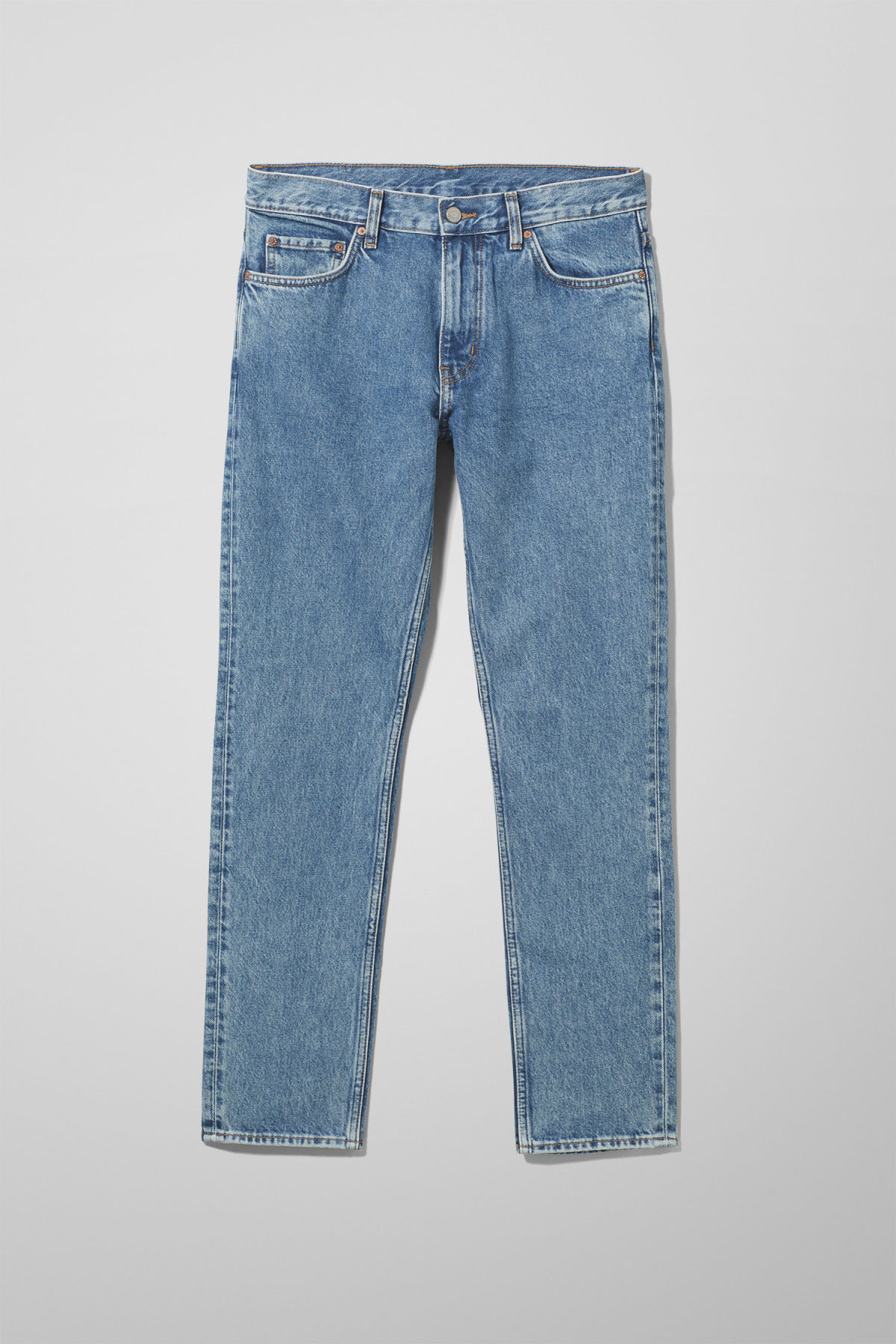 Alley Slim Jeans - Blue