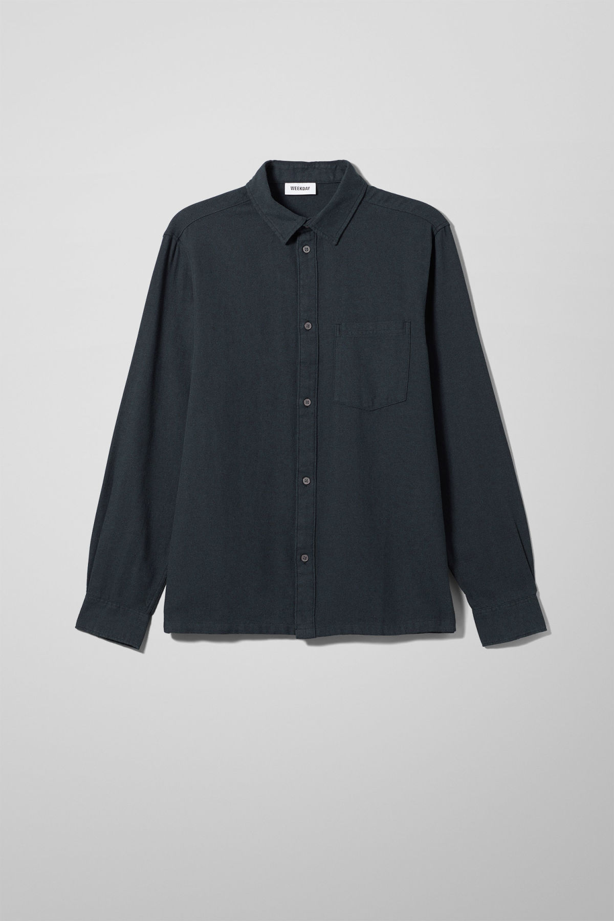 Wise Flannel Shirt - Blue