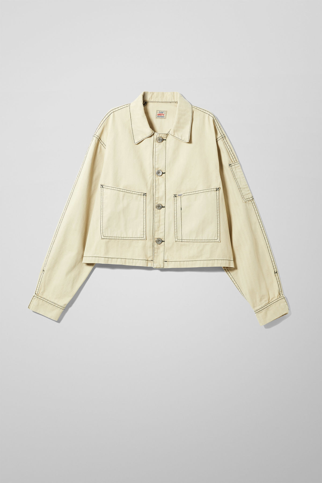 Service Jacket - Brown
