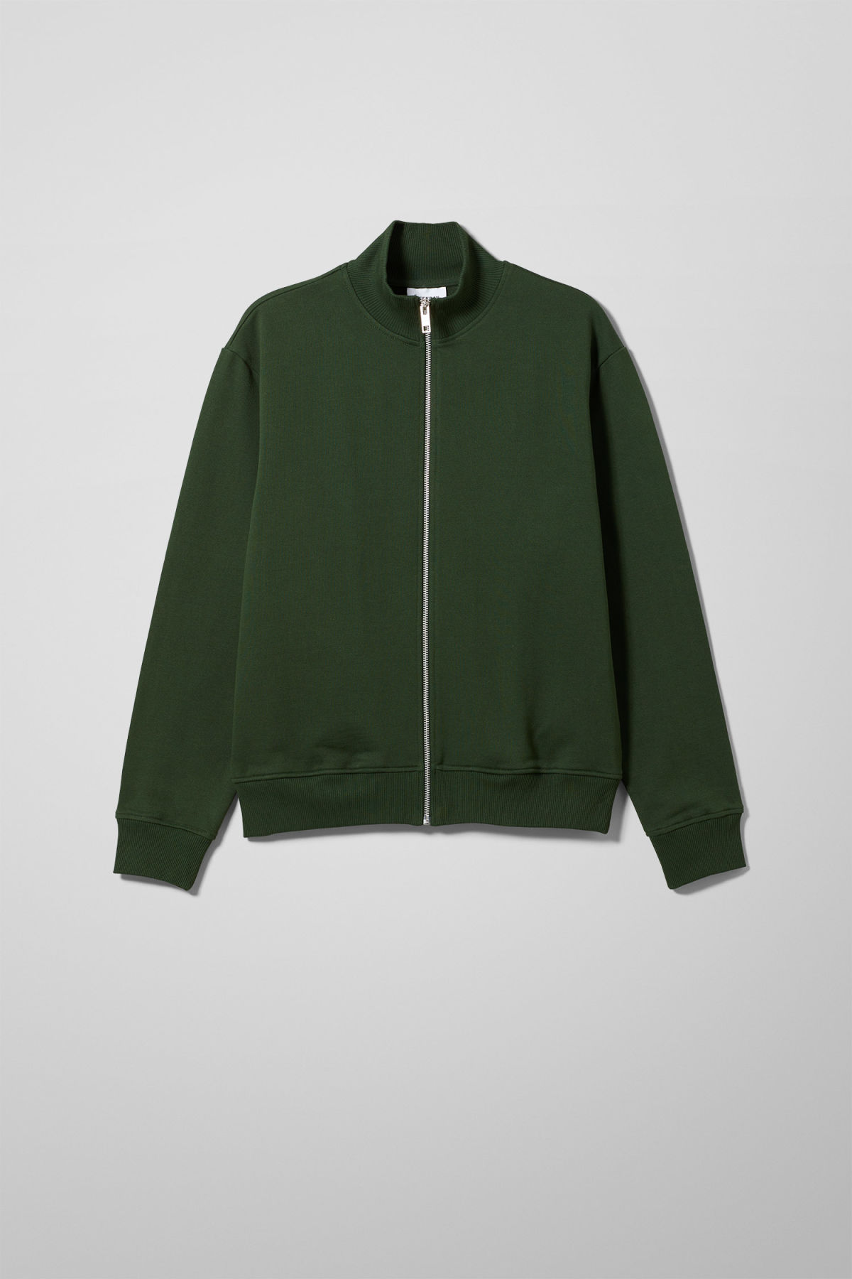 Otis Zip Sweatshirt - Green