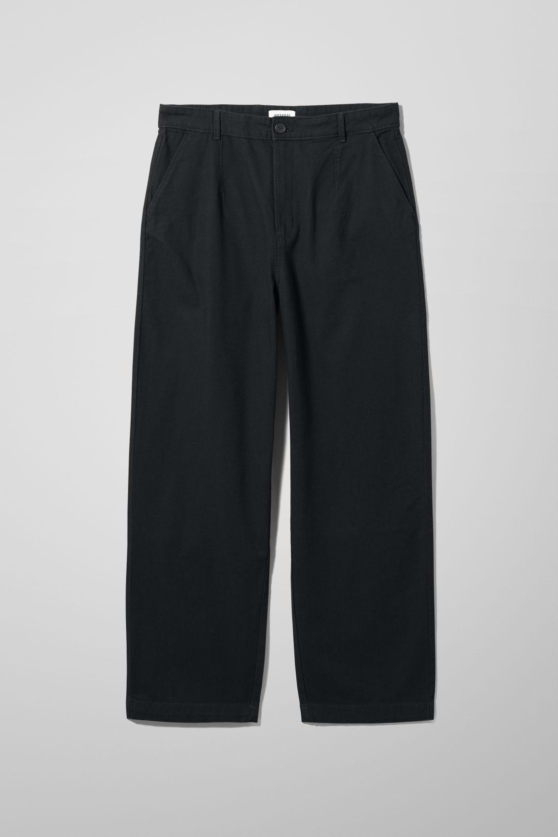 Mfon Trousers - Black