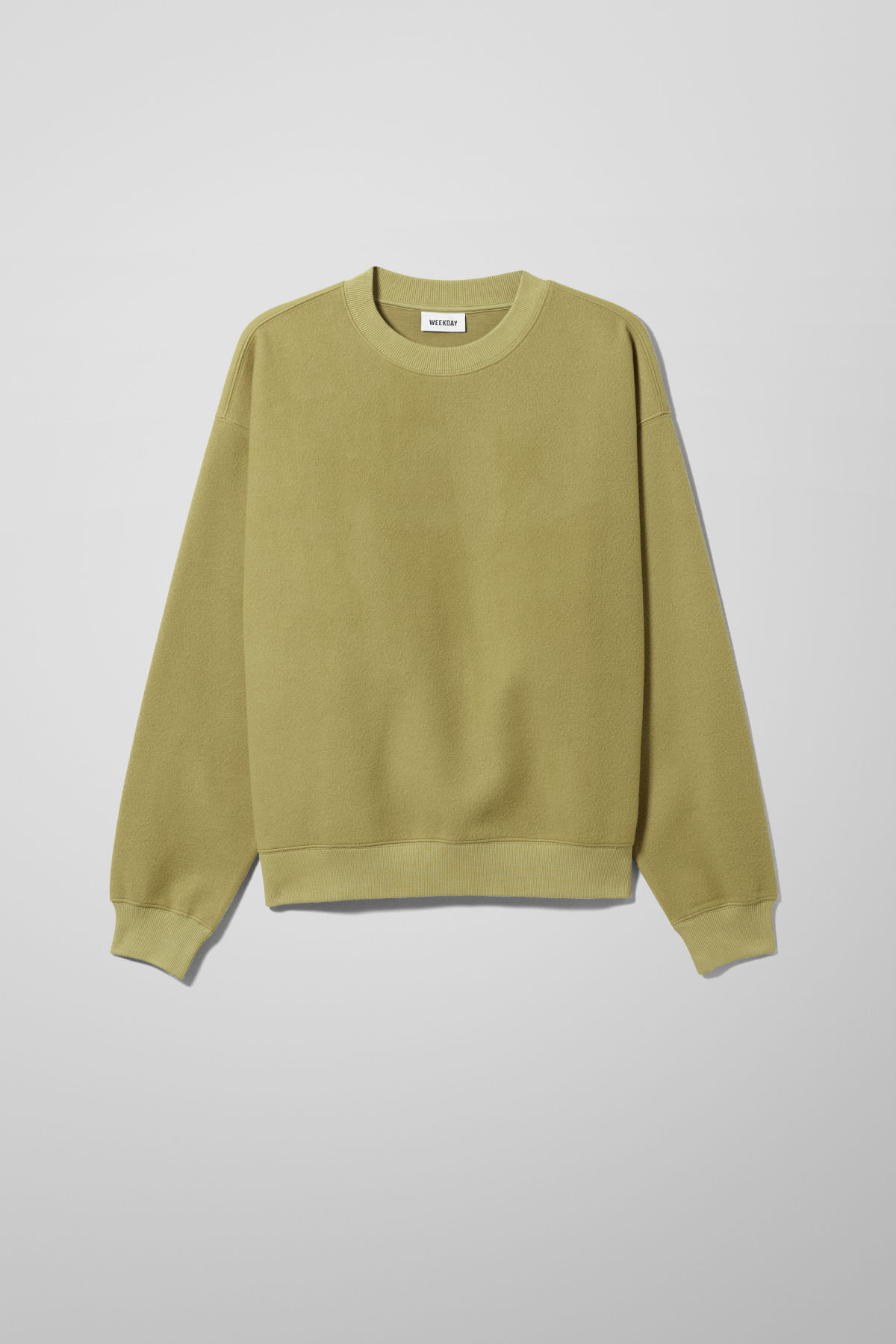 Willy Reversed Sweatshirt - Green