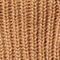 Fabric Swatch image of Weekday place knit beanie in orange