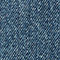 Fabric Swatch image of Weekday wend dnm skirt standard blue in blue