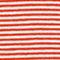 Fabric Swatch image of Weekday darko stripe t-shirt in orange