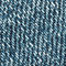 Fabric Swatch image of Weekday sunday mint blue jeans in blue