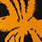 Fabric Swatch image of Weekday springer singlet in black