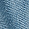 Fabric swatch No Angle Image of Weekday Irene Denim Dress Ravish Blue in Blue