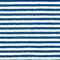 Fabric Swatch image of Weekday darko striped t-shirt  in blue