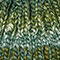 Fabric Swatch image of Weekday space knit beanie in green