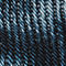Fabric swatch No Angle Image of Weekday Seattle High Tapered Jeans in Blue