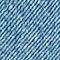 Fabric Swatch image of Weekday voyage high straight jeans in blue