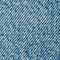 Fabric swatch No Angle Image of Weekday Space Relaxed Straight Jeans in Blue