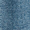 Fabric swatch No Angle Image of Weekday Voyage High Straight Jeans in Blue