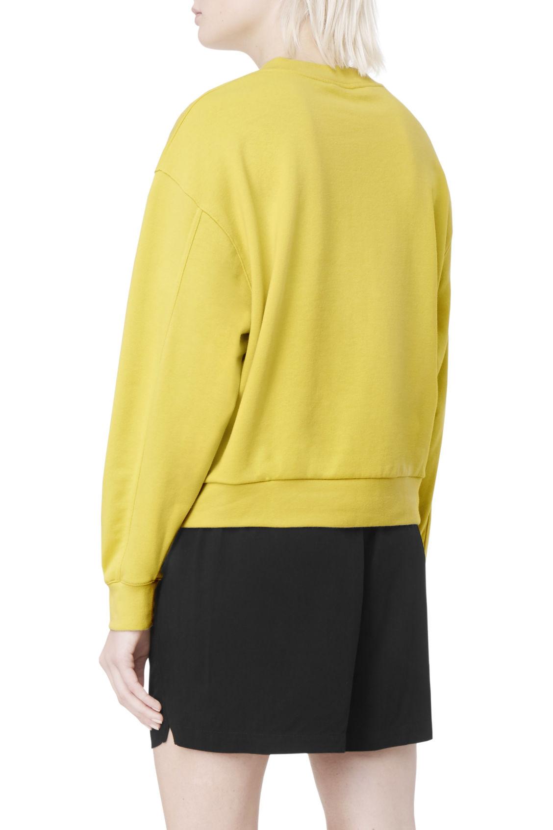 WeekdayHUGE CROPPED - Sweatshirt - light red flFQy9