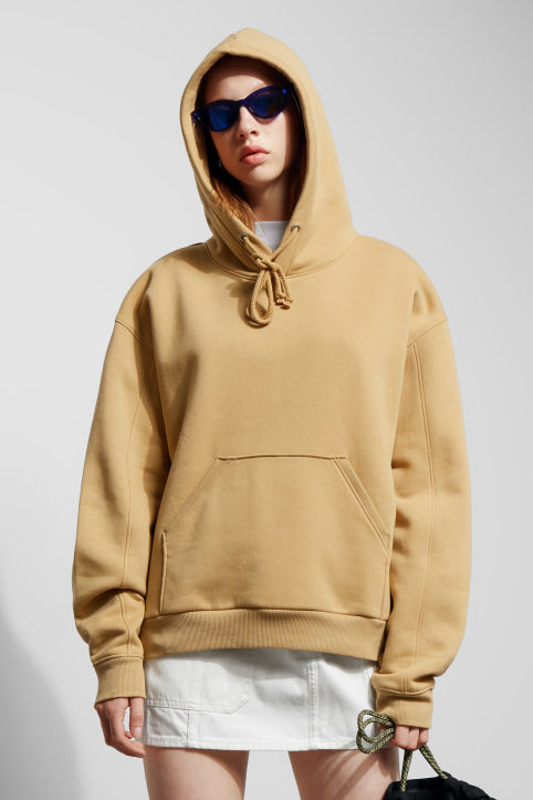 Weekday Ailin Hooded Sweatshirt