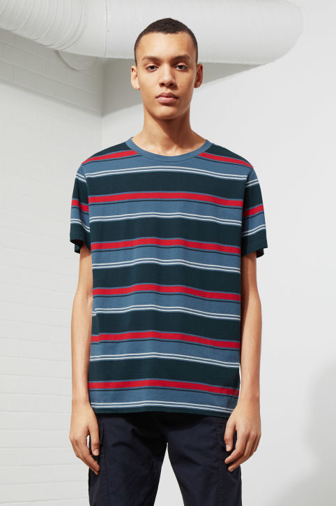 Weekday Home Stripe T-shirt