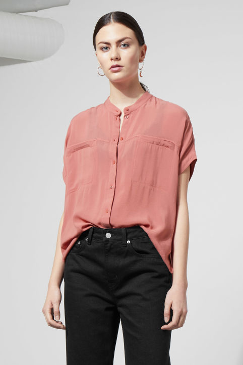 Weekday Tillie Blouse