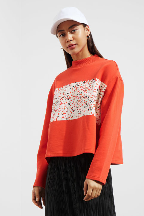 Weekday Vinci Sweatshirt