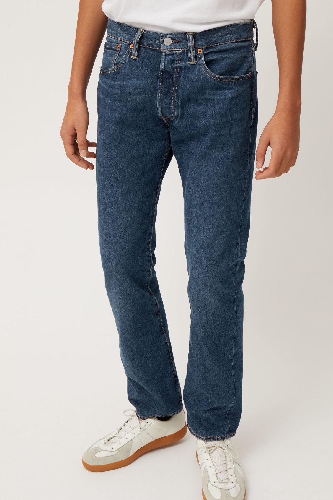 Weekday Sub Blue Station 501 Jeans Original MUzVGpqS