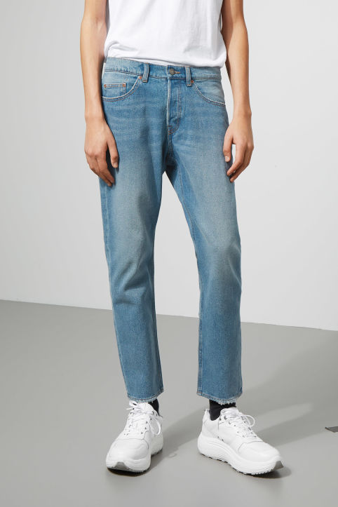 Cheap Monday In Law Blue Heat Jeans