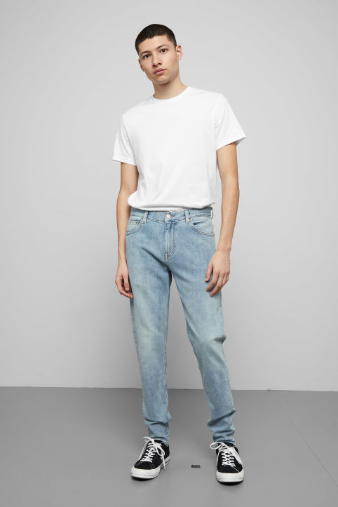 b32427ea417 Cone Bleecker Blue Jeans - Blue - Men denim - Weekday