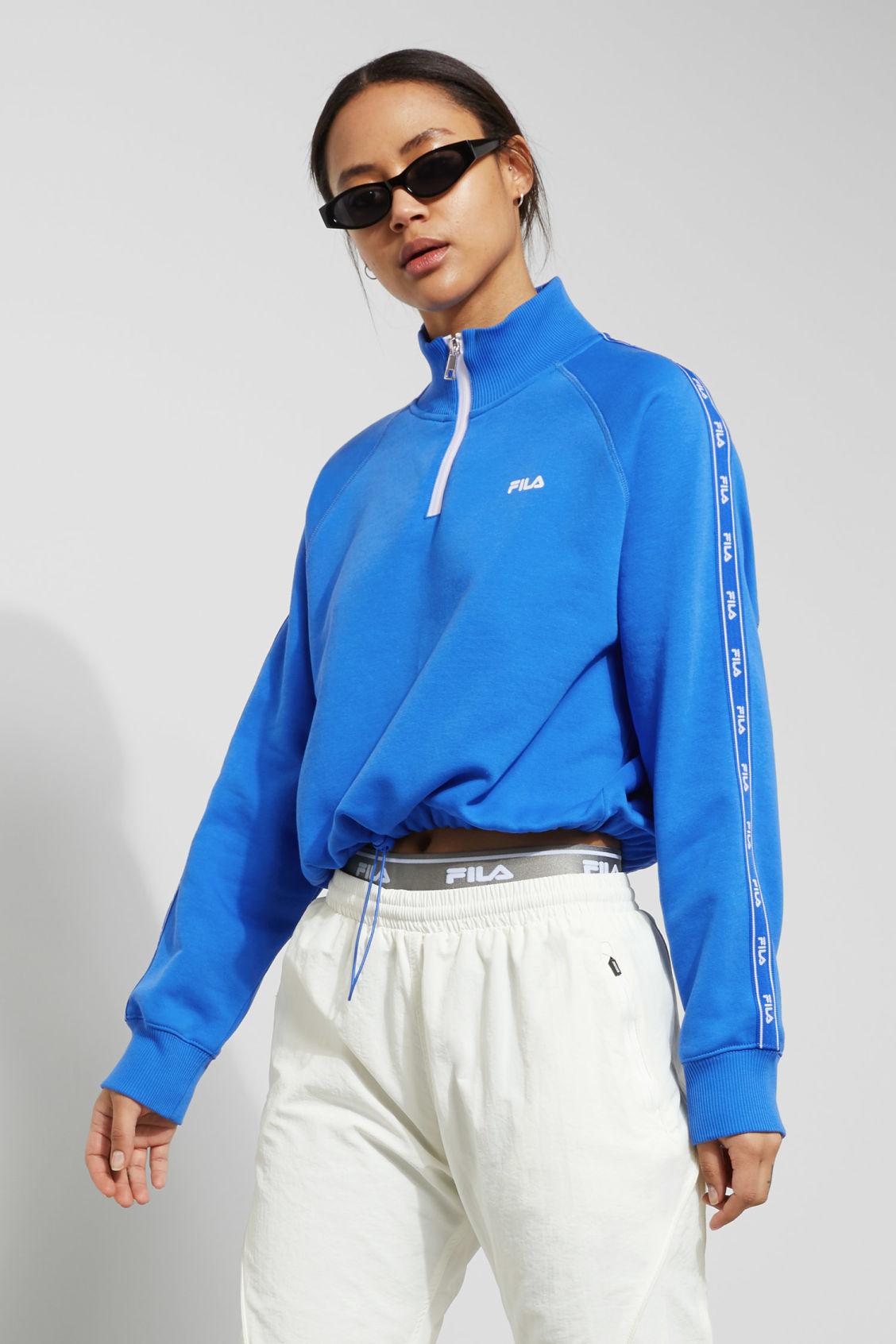 Réduction 2018 Unisexe Vente En Gros Le Meilleur Weekday CASETTE - Sweatshirt - blue wash Pas Cher Pour Pas Cher Images Footlocker En Ligne qzwBKV
