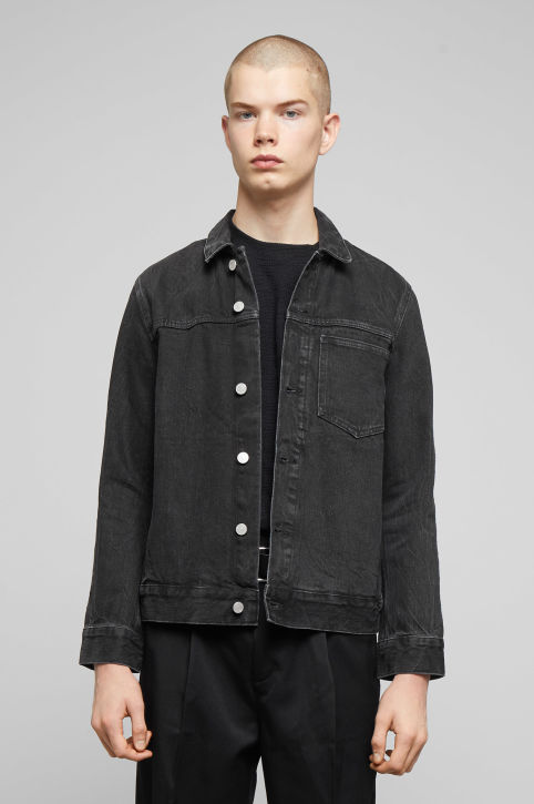 Weekday Core Rodeo Black Jacket