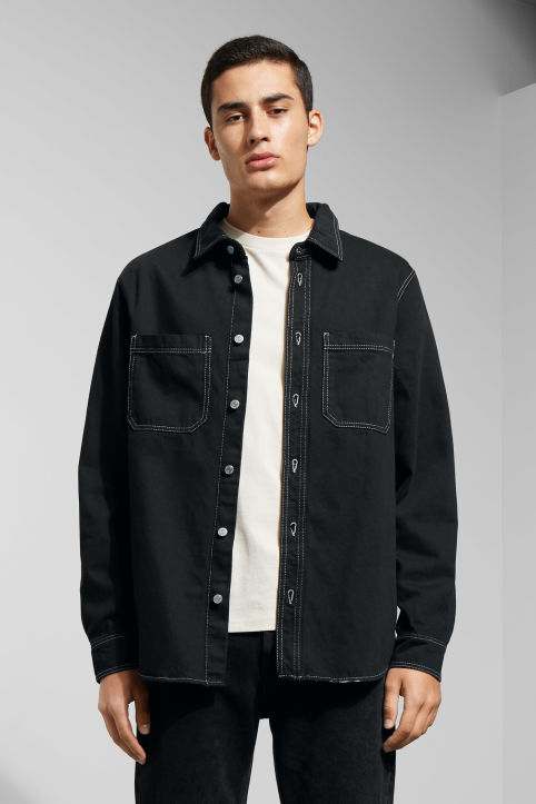 Lean Tuned Black Shirt