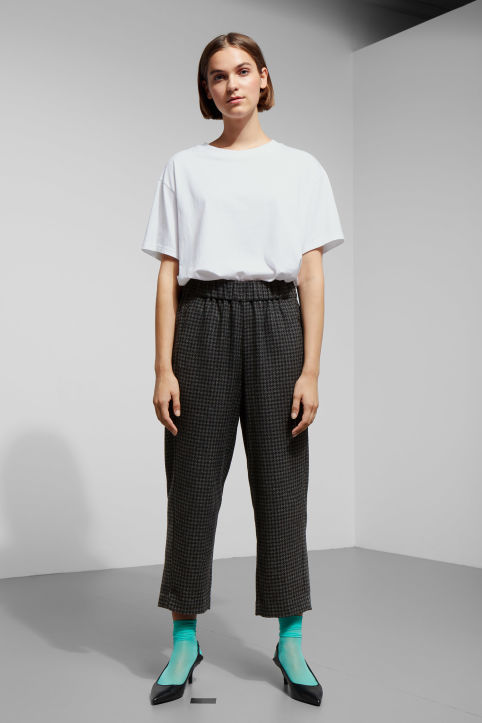 Weekday Amelia Wool Trousers