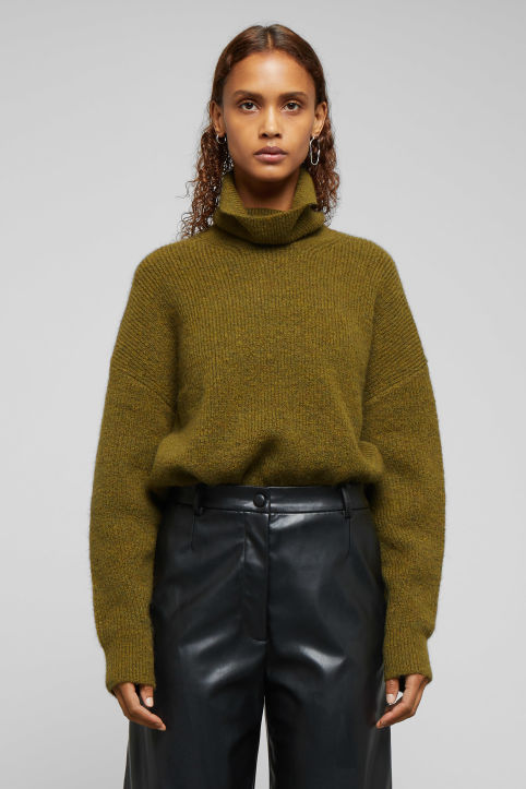 Weekday Jill Turtleneck Sweater