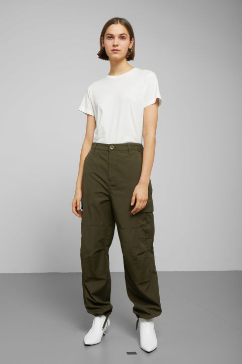 Weekday Camp Cargo Trousers