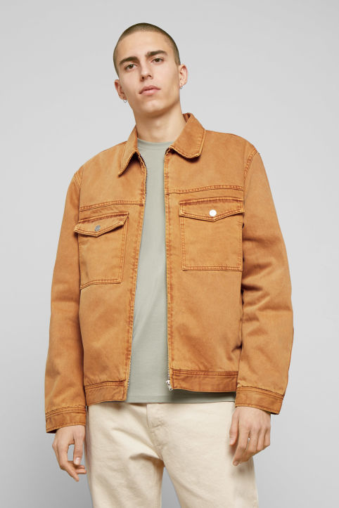 Weekday Griffith Jacket Terracotta