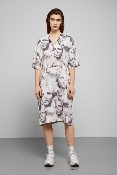 Weekday Lorilei T-Shirt Dress