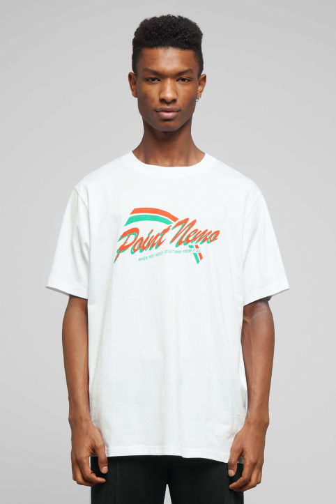 Weekday Frank Point Nemo T-shirt
